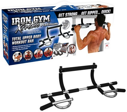 Тренажер-турник Iron Gym Xtreme IG-XPL